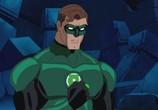 Мультфильм Зеленый Фонарь / Green Lantern: First Flight (2009) - cцена 3