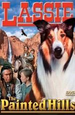 Лэсси в разрисованных холмах / Lassie The Painted Hills (1951)
