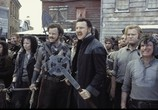 Сцена из фильма Банды Нью-Йорка / Gangs of New York (2003) Банды Нью-Йорка