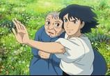 Сцена из фильма Ходячий замок / Hauru no ugoku shiro (Howl's Moving Castle) (2005) Ходячий замок
