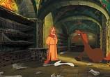 Сцена из фильма Три богатыря и Шамаханская царица (2010)