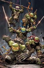 Черепашки-ниндзя 3 / Teenage Mutant Ninja Turtles 3 (2022)