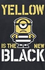 Жёлтый - хит сезона / Yellow is the New Black (2018)