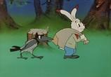 Мультфильм Шедевры отечественной мультипликации. Лесные истории (1955) - cцена 2