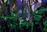 Мультфильм Зеленый Фонарь: Изумрудные рыцари / Green Lantern: Emerald Knights (2011) - cцена 3