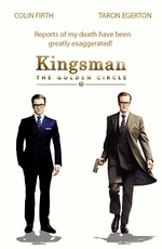 Kingsman: Золотое Кольцо: Дополнительные материалы / Kingsman: The Golden Circle: Bonuces (2017)
