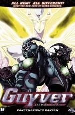 Гайвер: Био-ударное оружие / Kyoushoku Soukou Guyver (2005)