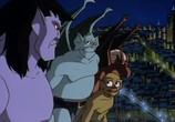 Сцена из фильма Гаргульи / Gargoyles (1994) Гаргульи сцена 4