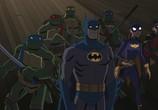 Мультфильм Бэтмен против Черепашек-ниндзя / Batman vs. Teenage Mutant Ninja Turtles (2019) - cцена 1