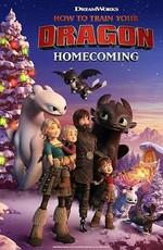 Как приручить дракона: Возвращение домой / How to Train Your Dragon: Homecoming (2019)