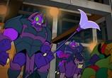 Сцена из фильма Восход Черепашек-ниндзя / Rise of the Teenage Mutant Ninja Turtles (2018) Восход Черепашек-ниндзя сцена 2