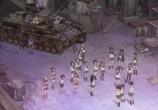Сцена из фильма Девушки и танки / Girls und Panzer (2012) Девушки и танки. сцена 1