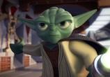 Сцена из фильма Лего Звездные Войны: Падаванская Угроза / Lego Star Wars: The Padawan Menace (2011) Лего Звездные Войны: Падаванская Угроза сцена 1