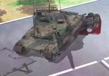 Сцена из фильма Девушки и танки / Girls und Panzer (2012) Девушки и танки. сцена 2