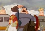 Сцена из фильма Три Богатыря. Сборник мультфильмов (2004)