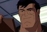 Сцена из фильма Супермен: Судный день / Superman: Doomsday (2007) Супермен: Судный день сцена 5