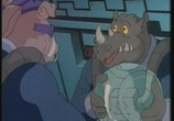 Мультфильм Черепашки мутанты ниндзя / Teenage Mutant Ninja Turtles (1987) - cцена 2