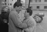 Фильм Маменькины сынки / I Vitelloni (1953) - cцена 3