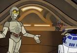 Сцена из фильма Звездные войны: Клонические войны / Star wars: The Clone wars (The Series) (2003) Звездные войны: Клонические войны сцена 8