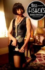 Леди-детектив мисс Фрайни Фишер / Miss Fisher's Murder Mysteries (2012)