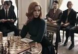 Сцена из фильма Ход королевы / The Queen's Gambit (2020) Ход королевы сцена 3