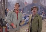 Сцена из фильма Мир цирка / Circus World (1964) Мир цирка сцена 22