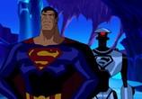 Сцена из фильма Супермен: Судный день / Superman: Doomsday (2007) Супермен: Судный день сцена 6