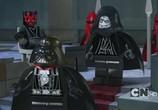 Мультфильм ЛЕГО Звездные войны: Империя наносит удар / Lego Star wars: The Empire strikes out (2012) - cцена 6