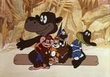 Сцена из фильма Сборник мультфильмов студии «Экран» и «Союзтелефильм» (1970) Сборник мультфильмов студии «Экран» и «Союзтелефильм» сцена 6