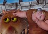 Сцена из фильма Драконы: Всадники Олуха / Dragons: Riders of Berk (2013) Драконы: Всадники Олуха сцена 2