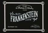 Фильм Франкенштейн / Frankenstein (1910) - cцена 1
