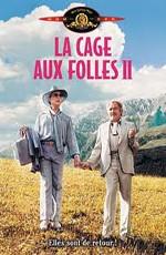 Клетка для чудаков 2 / La cage aux folles II (1980)