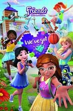 LEGO Friends: Подружки-супергерои / LEGO Friends: Girls on a Mission (2018)