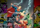 ТВ Лига Справедливости: Дополнительные материалы / Justice League: Bonuces (2017) - cцена 1