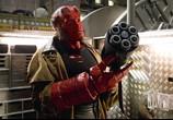 Сцена из фильма Хеллбой 2: Золотая армия / Hellboy II: The Golden Army (2008) Хеллбой 2: Золотая армия