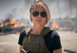 Сцена из фильма Терминатор: Тёмные судьбы / Terminator: Dark Fate (2019)