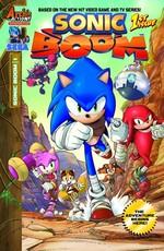 Соник Бум / Sonic Boom (2014)