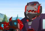 Мультфильм Трансформеры: Скрытые роботы / Transformers: Robots in Disguise (2015) - cцена 5