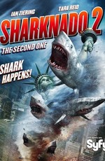 Акулий торнадо 2 / Sharknado 2: The Second One (2014)