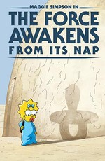 Мэгги Симпсон: Пробуждение силы после тихого часа / Maggie Simpson in The Force Awakens from Its Nap (2021)