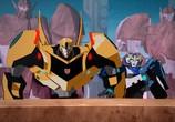 Мультфильм Трансформеры: Скрытые роботы / Transformers: Robots in Disguise (2015) - cцена 2